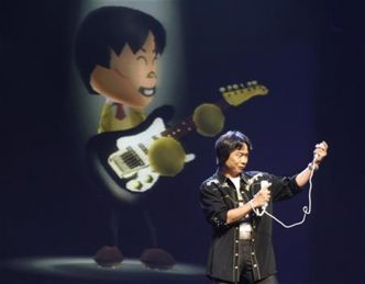 Wii Music - Miyamoto