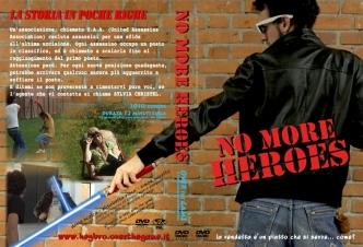No More Heroes - Copertina
