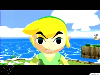 The Legend of Zelda - The Windwaker
