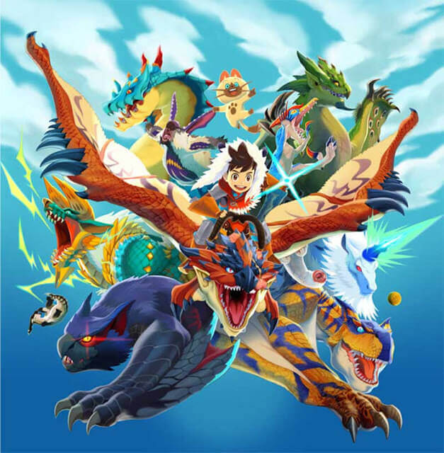 Monster Hunter Stories. Un gioiellino annunciato?